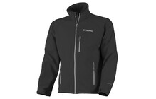 Columbia Men&#039;s Jetstream Softshell grill/cool grey